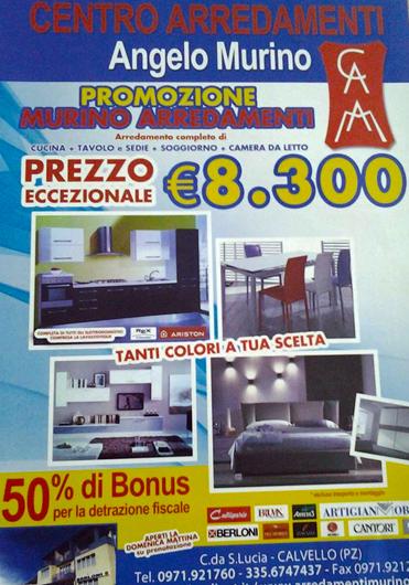 Centro arredamenti murino offerte for Turco arredamenti offerte